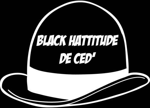 the black hattitude logo