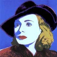 Black Hattitude d'Andy Warhol